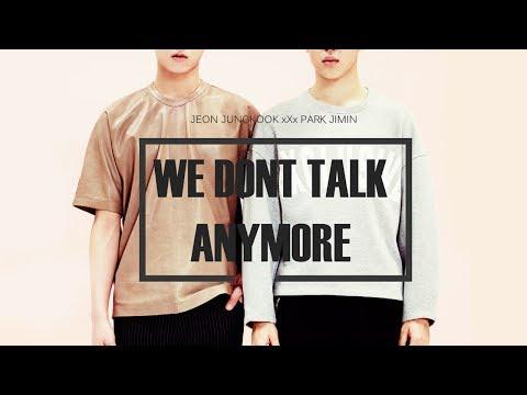 We Don't Talk Anymore - Jimin & Jungkook(BTS) [1hour] [BTS FESTA 2017]