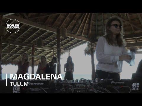 Magdalena Boiler Room Tulum DJ Set