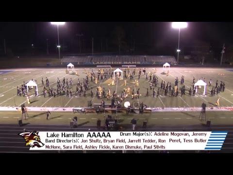 ASBOA Region II Marching Assessment   Lakeside High School