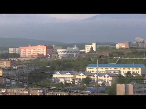 Петропавловск-Камчатский . Районы 4-5 км и Горизонт-север. 14.07.2015 г.