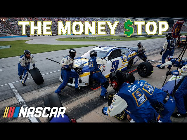 $100K on the line: Watch the money stops from the NASCAR All-Star Race