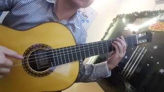 ÔNG BÀ ANH - Classical guitar: Nguyễn Văn Phúc