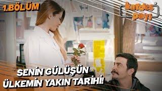 Kardeş Payı 1.Bölüm - Metin'in Eda aşkı!