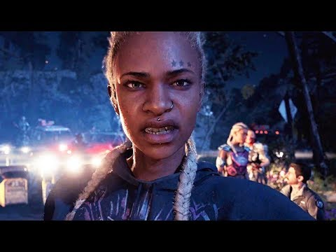 FAR CRY NEW DAWN  - The Twins All Scenes (Mickey and Lou) 1080p 60FPS PS4 Pro thumbnail