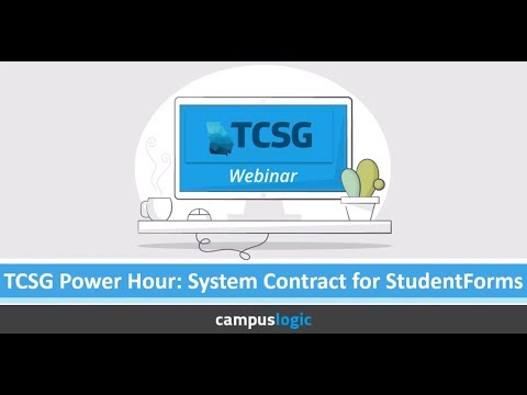 TCSG Power Hour