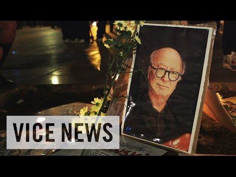 France Grieves For Charlie Hebdo: Paris Gun Attack (Dispatch One)