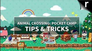 Animal Crossing: Pocket Camp Tips & Tricks - Getting Started