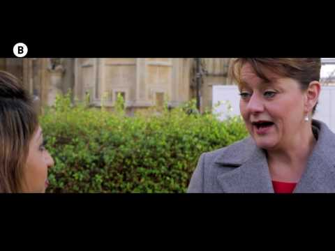 Dianne Interview MP Leanne Wood