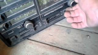 Радиоприёмник ЛЕНИНГРАД 010(Стереофонический переносной радиоприёмник