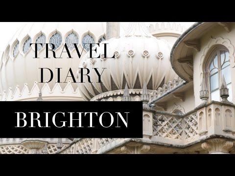 Travel Diary | Brighton - A Day By The Sea | Szilvia Bodi