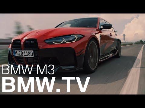 THE M3. BMW M Performance Parts.