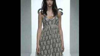 Vero Moda   Vero Moda Contrast Lace Slip Dress at ASOS.flv