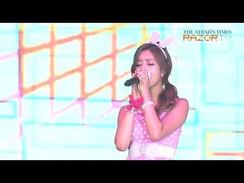 [HD] 131025 APink - April 19th @ Singapore showcase