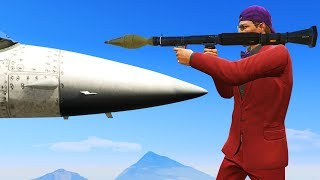 WILL I SURVIVE THIS?! (GTA 5 Funny Moments)