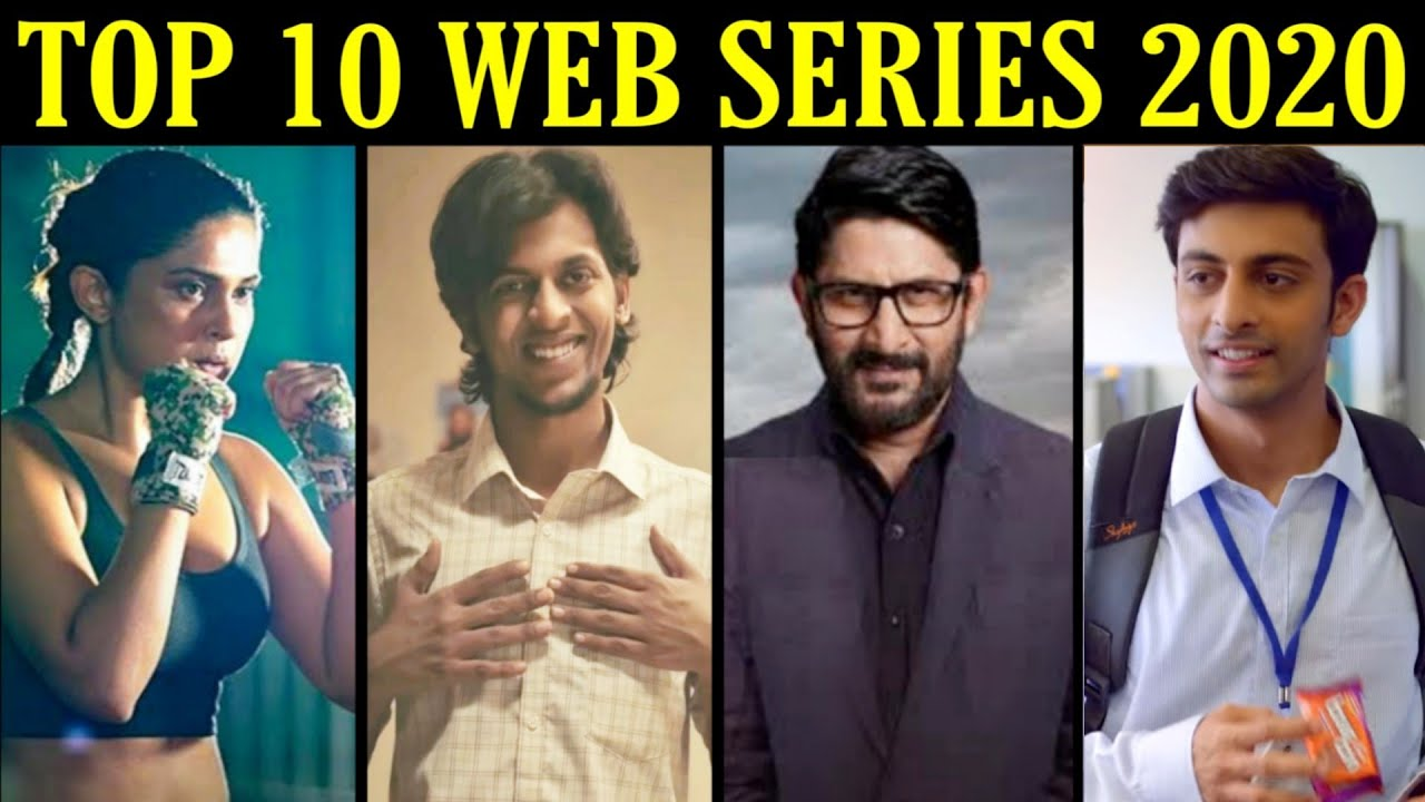 Download Top 10 Best Indian Web Series(2020) in Hindi | With Unique Concept
