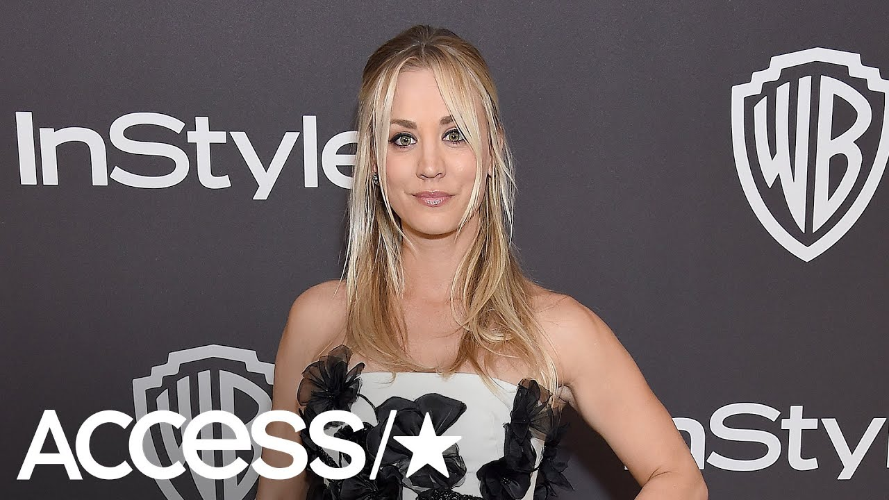 Kaley Cuoco's Faith In Humanity Has Been Restored For The Sweetest Reason | Access