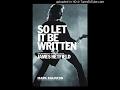 Capture de la vidéo Mark Eglinton Author Of So Let It Be Written:the Biography Of Metallica's James Hetfield 4-13-17