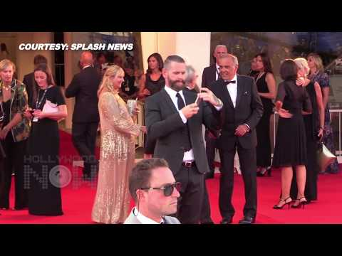 Stars At The RED CARPET Of The 74th Venice Film Festival | Matt Damon, Kristen Wiig