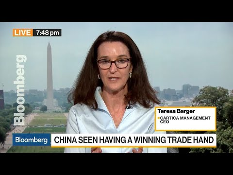 Cartica Management\'s CEO Says China Will Win a Trade War