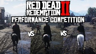 STADIA vs PC vs PS4 | RDR2: WHO DOES IT BEST?