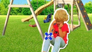 The Boo Boo Song - Nursery Rhymes & Kids Songs I The Boo Boo Song - Canciones infantiles