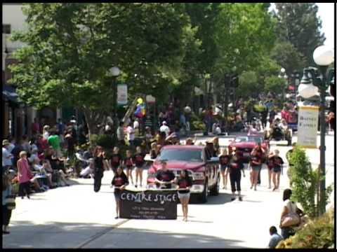 Monrovia Day Parade 2012