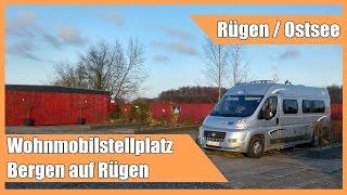 Wohnmobilstellplatz in Bergen auf Rügen