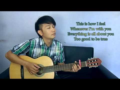 (Ten 2 Five) Love Is You - Nathan Fingerstyle