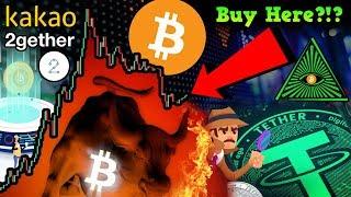Dormant Bitcoin Wallet Awakens After 9 Years! Market GOD Indicator Signals BUY?! $USDT Coincidence?