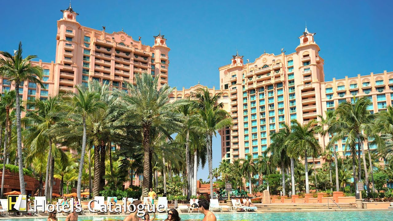 The Cove Atlantis Autograph Collection Paradise Island Unique Hotel And Resort