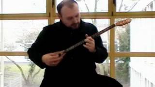 Georgios Karagiorgos - TAXIMI Graikiko (Bouzouki, Buzuki, Buzuq)