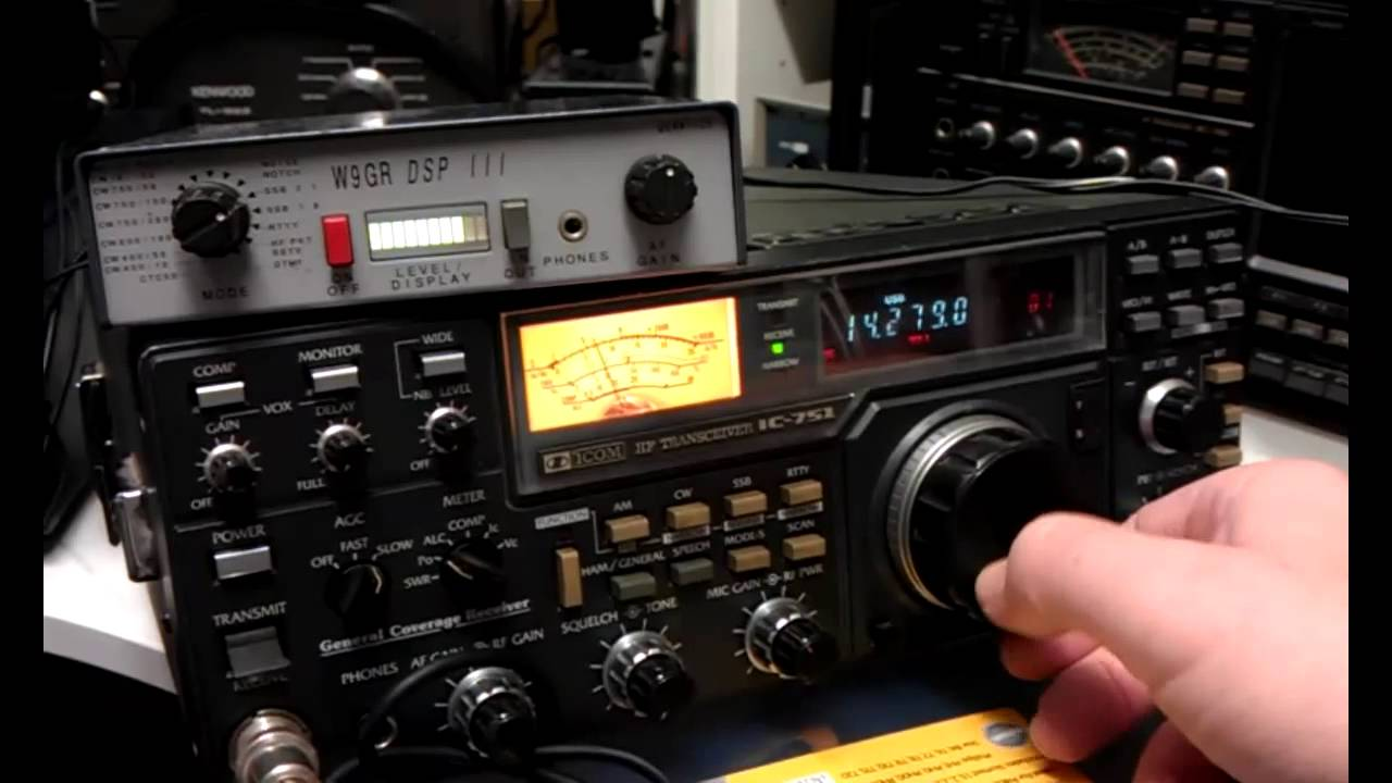 Icom ic-751a specifications | rigreference. Com.
