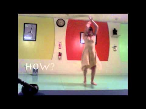 Sexy Hoop Dancing Classes