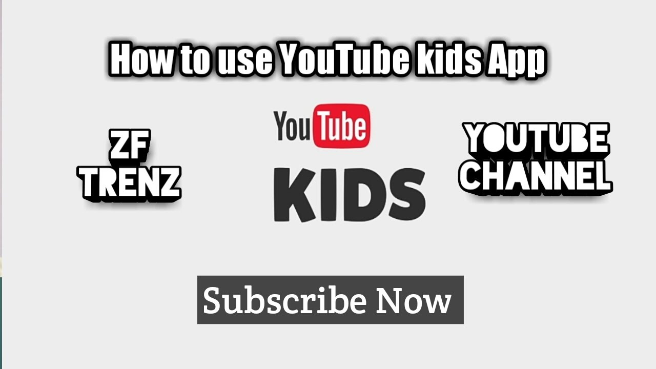 How to install and use of YouTube kids App | YouTube for kids
