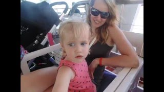 vision catamaran and Kids