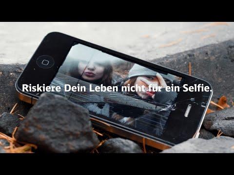 """""""Wir wollen, dass Du sicher ankommst"""" – Selfies im Gleis"""