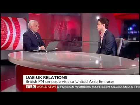 Human Rights Abuse in the United Arab Emirates on BBC World News