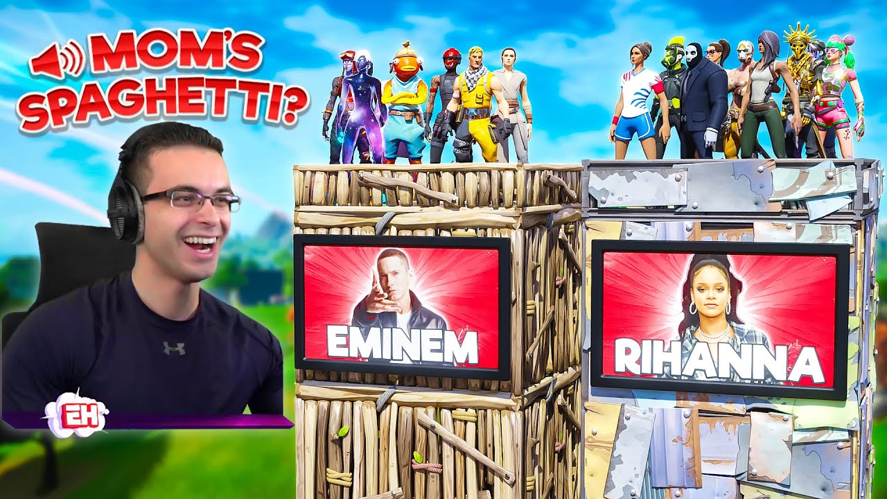 Fortnite Trivia *GUESS THE SONG EDITION*