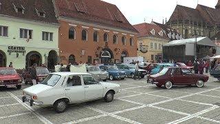 Expozitie de Dacii clasice in Piata Sfatului din Brasov