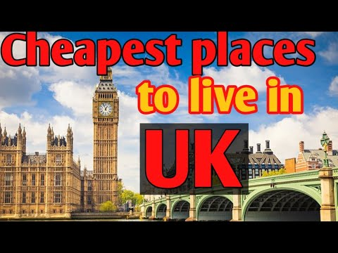 CHEAPEST PLACES TO LIVE IN UK  INTERNATIONAL STUDENTS  MALAYALAM  UK LONDON