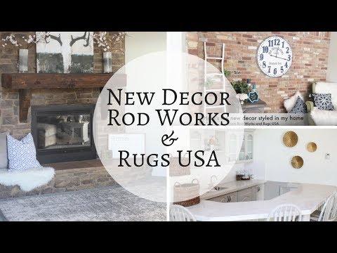 HOME DECOR | My New Rug - Rod Works & Rugs USA