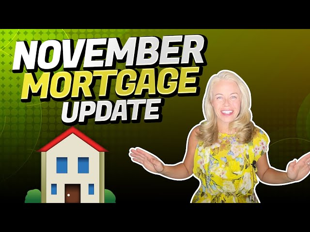 November Mortgage Update: What Will The 2020 Presidential Election Do To Mortgage Rates in 2020? 💭🇺🇸