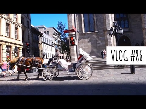 Visiting Montreal's Old City