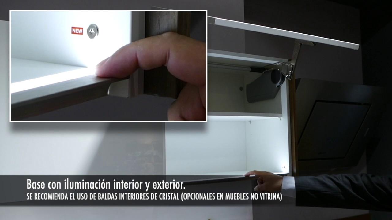 COCINAS. SOLUCIONES DE ILUMINACIÓN - YouTube