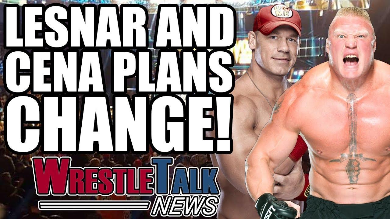 brock-lesnar-john-cena-wwe-plans-change-wrestletalk-news-oct-2017