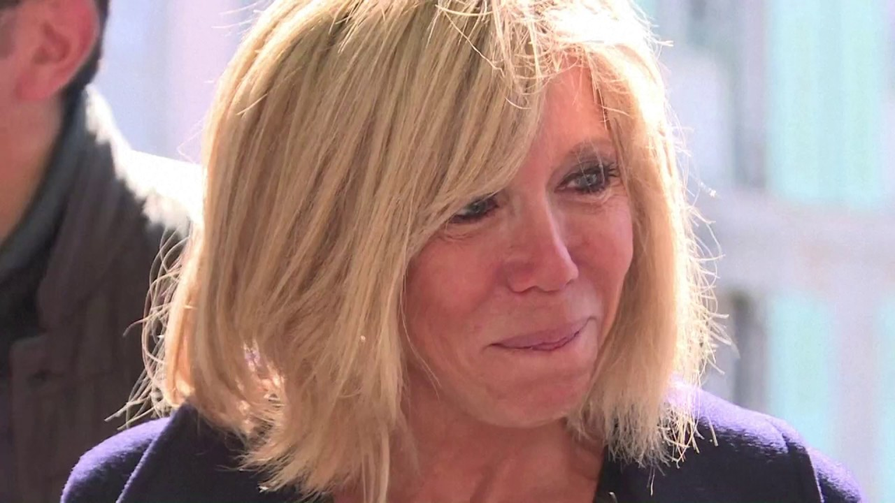Brigitte Macron From Teacher To Potential First Lady Of France Youtube