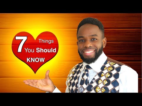 DATING A RWANDESE || 7 THINGS YOU SHOULD KNOW