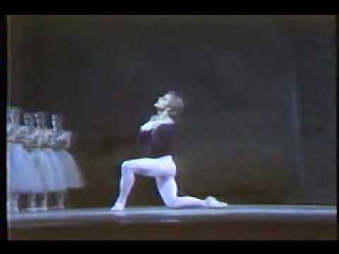 Mikhail Baryshnikov in Giselle