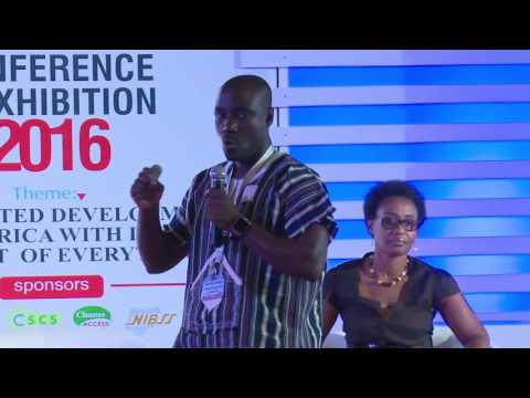 IoT and the future of Agriculture in Africa – Daniel Asare-Kyei