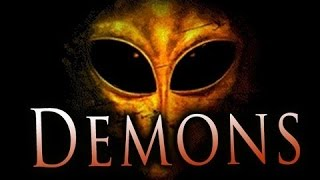 Aliens Are Demons: The Testimony Part 1 Of (2)